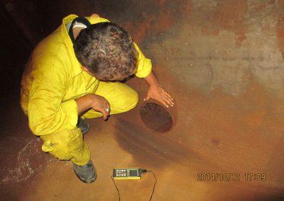 بازرسی فنی مخازن زیرزمینی مربوط به حایگاه های انتقال فرآورده نفتی - شرکت مهندسی و بازرسی فنی رایان انرژی جم